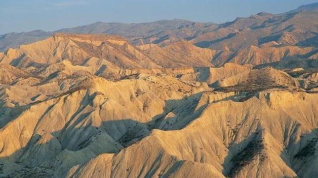 Desiertos a visitar en España