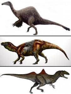 Cuántas especies de dinosaurios hubo: tipos de dinosaurios