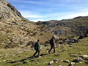 Senderismo en la Cordillera Ibérica