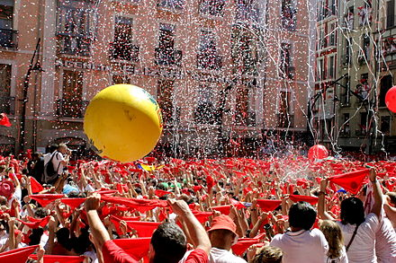 Pamplona: este año San Fermín trae premio seguro
