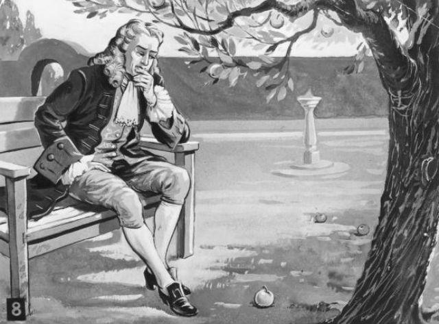 Isaac Newton científico, político