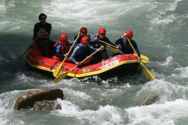 Dónde practicar deportes de aventura en el Sistema Ibérico