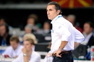 Sergio Scariolo regresa tras dos años de ausencia