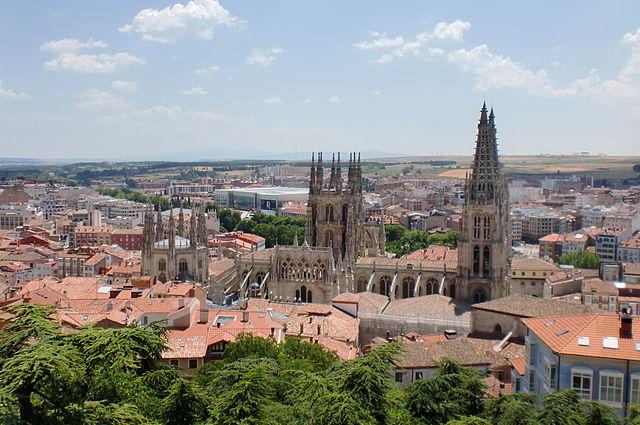 Burgos capital: ofertas de hoteles, guía de viaje y qué ver