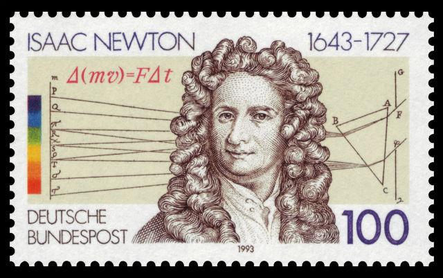 Los secretos de Isaac Newton