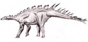 Dinosaurio más antiguo de España