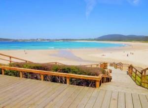 Ofertas de hoteles en la playa San Xurxo da Mariña (San Xurxo). Alojamientos en Galicia