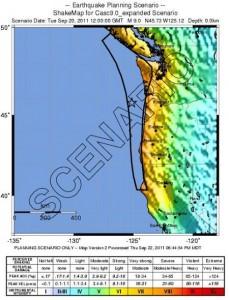 Terremoto de Cascadia, el 'big one' de EEUU