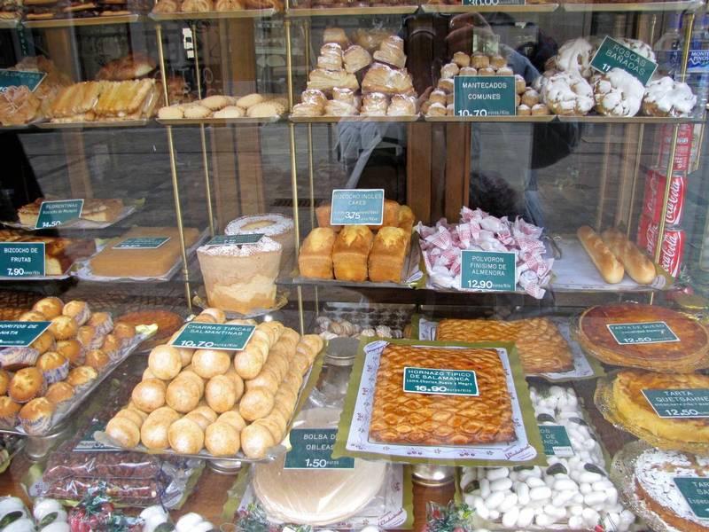 Gastronomía Salamanca: productos charros