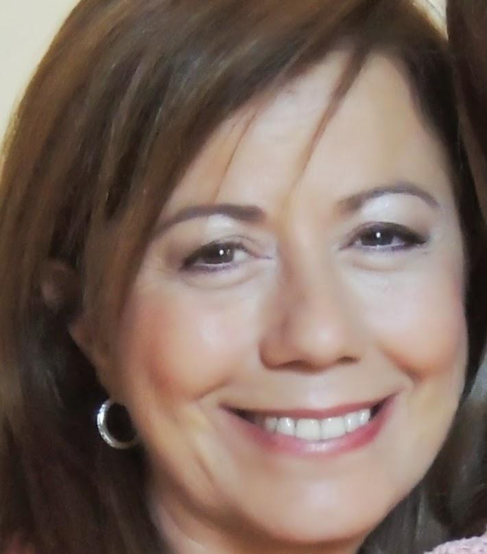 """María José Moreno. Autora de """"Pepe Pepino""""."""
