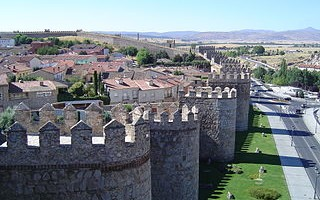 Murallas de Ávila – Monumentos y visita turística