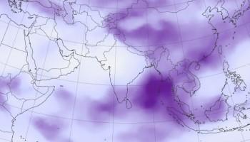 Ola de calor 2015 India
