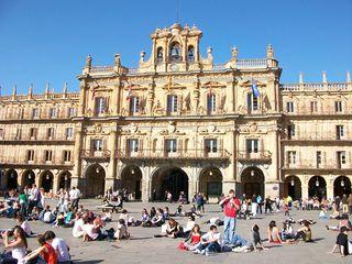 Salamanca capital: turismo, guía de viaje y ofertas de hoteles