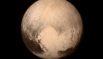 Pluton, nasa, new horizons