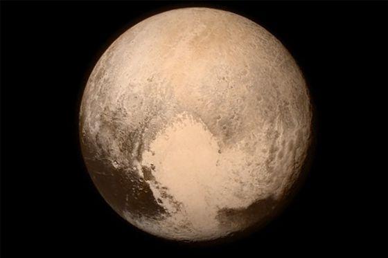 5 datos asombrosos sobre Plutón
