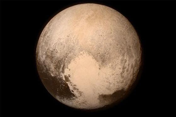 NASA llega a Plutón con la Sonda New Horizons
