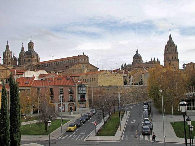 Guia y turismo del Patrimonio Mundial de Castilla y León, España