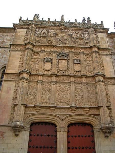 Viaje a Salamanca: visita Universidad Salamanca. Foto By Flor González