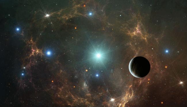Detectan extraño sistema estelar con cinco soles
