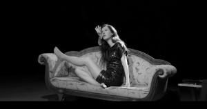 Vampijazz: Azucena Alonso en una escena de Love that jazz