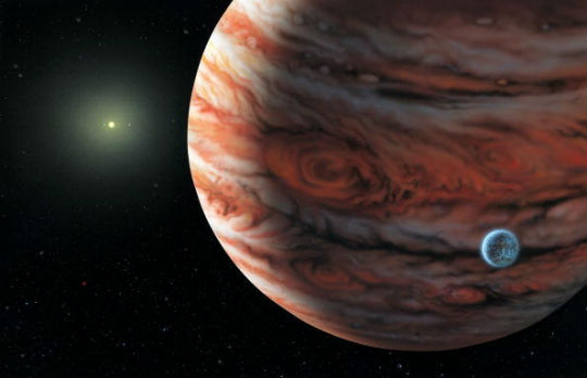 Científicos afirman haber hallado sistema solar gemelo al nuestro