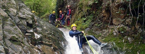 Dónde practicar deportes de aventura en Castilla-La Mancha