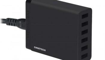Cargador USB Choetech 50W – Imagen