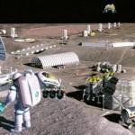 Europa construirá ciudad en la luna para robots, mineros y turistas