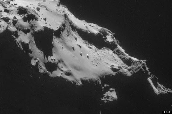 Cometa 67/P Churiúmov-Guerasimenko podría tener vida extraterrestre