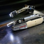 Escorpión robot explorará reactor dañado de Fukushima