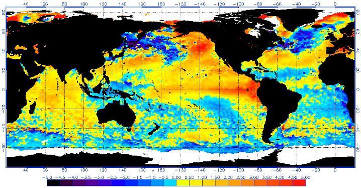 El Niño 2015: Predicción y posibles consecuencias