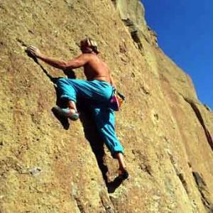 La escalada, uno de los principales atractivos en las cumbres de la Cordillera Ibérica