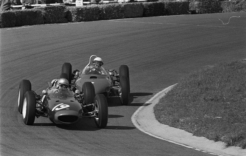 Traje de los pilotos de F1, la evolución con el paso del tiempo