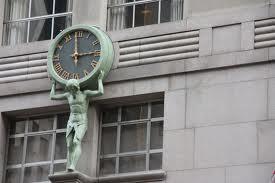el tiempo en clave en las segundas oportunidades. Imagen de flickr.