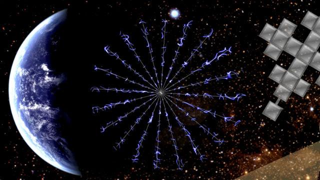 7 proyectos científicos de la NASA que vuelven realidad la ciencia ficción