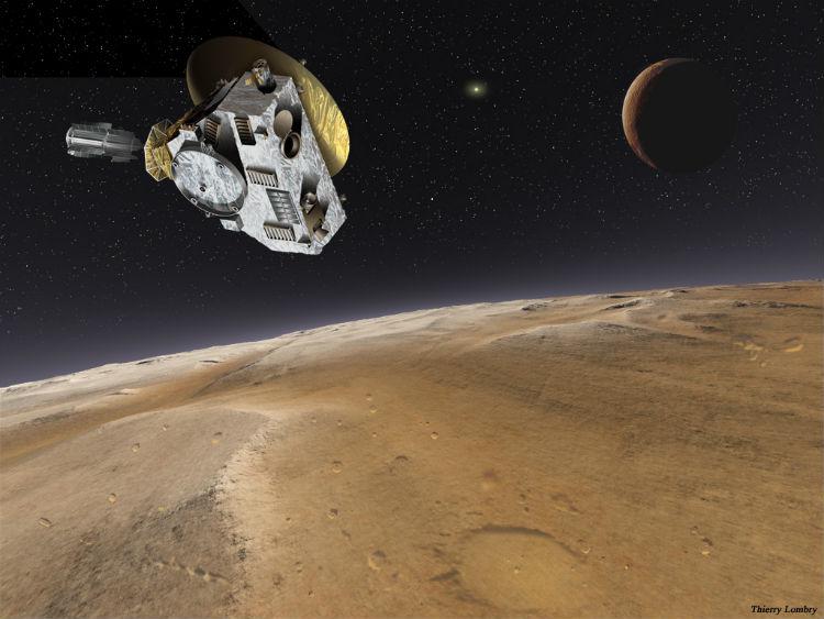 Misión New Horizons de la NASA, tras visitar Plutón, irá al Cinturón de Kuiper