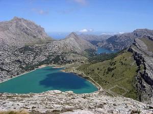 La Sierra de Tramuntana, ideal para la practica del senderismo