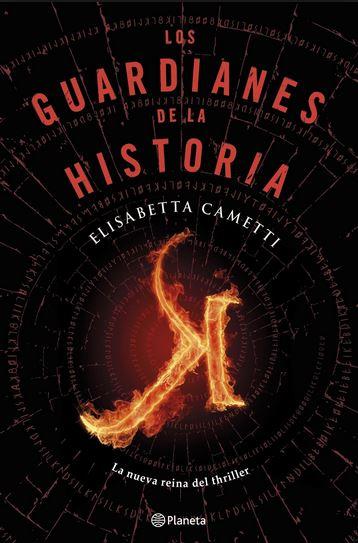 """Reseña de """"Los guardianes de la historia"""" de Elisabetta Cametti"""