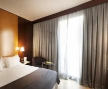 Habitación del Silken Ramblas de Barcelona – Hoteles por horas