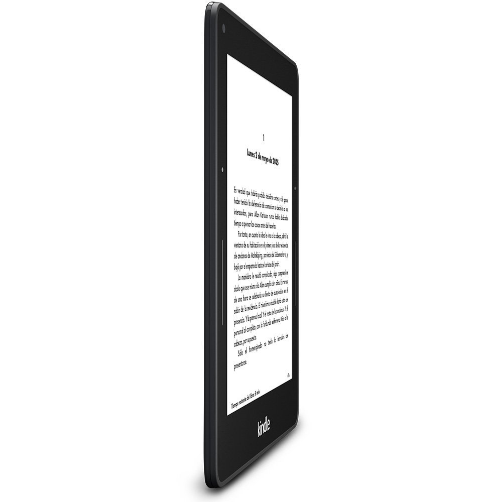 Comparativa entre el Kindle PaperWhite y el Kindle Voyage