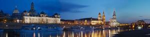Ciudad de Dresde, en Alemania