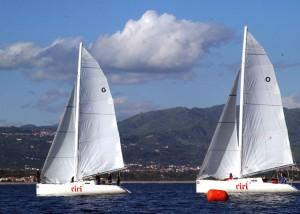 La vela es uno de los deportes que cuenta con mas aficionados en las Islas Baleares