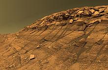 Imágenes obtenidas por el Mars Reconnaissance Orbiter lo alientan. Photo by NASA
