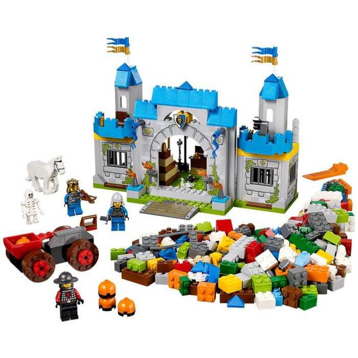 Lego Juniors, juguetes Lego para niños a partir de 4 años