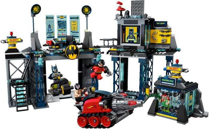 Los 10 mejores Lego Batman para regalar