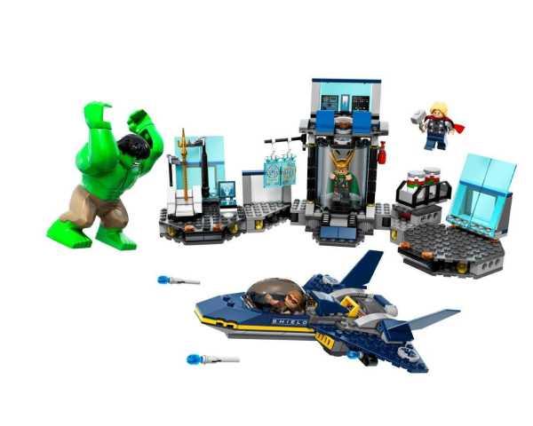 Lego Superhéroes, descubre los sets Marvel de Lego