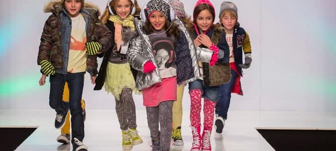 Moda infantil otoño-invierno: Navidad 2015-2016