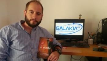 Diego cortijo logo Galakia libro explora
