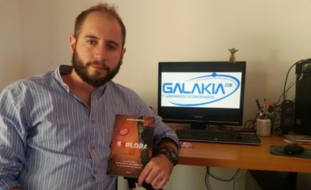 """El explorador Diego Cortijo nos habla de su libro """"Explora"""""""