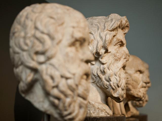 El paso del mito al logos en los sabios griegos